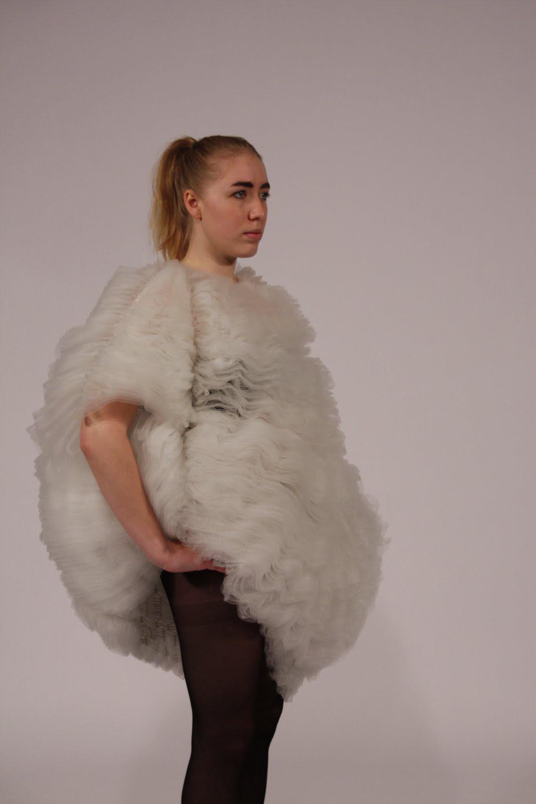 Amber Hards' garment UWE