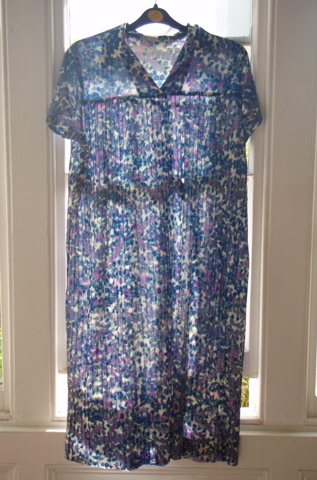 Fashion Fair clothes swap vintage dress