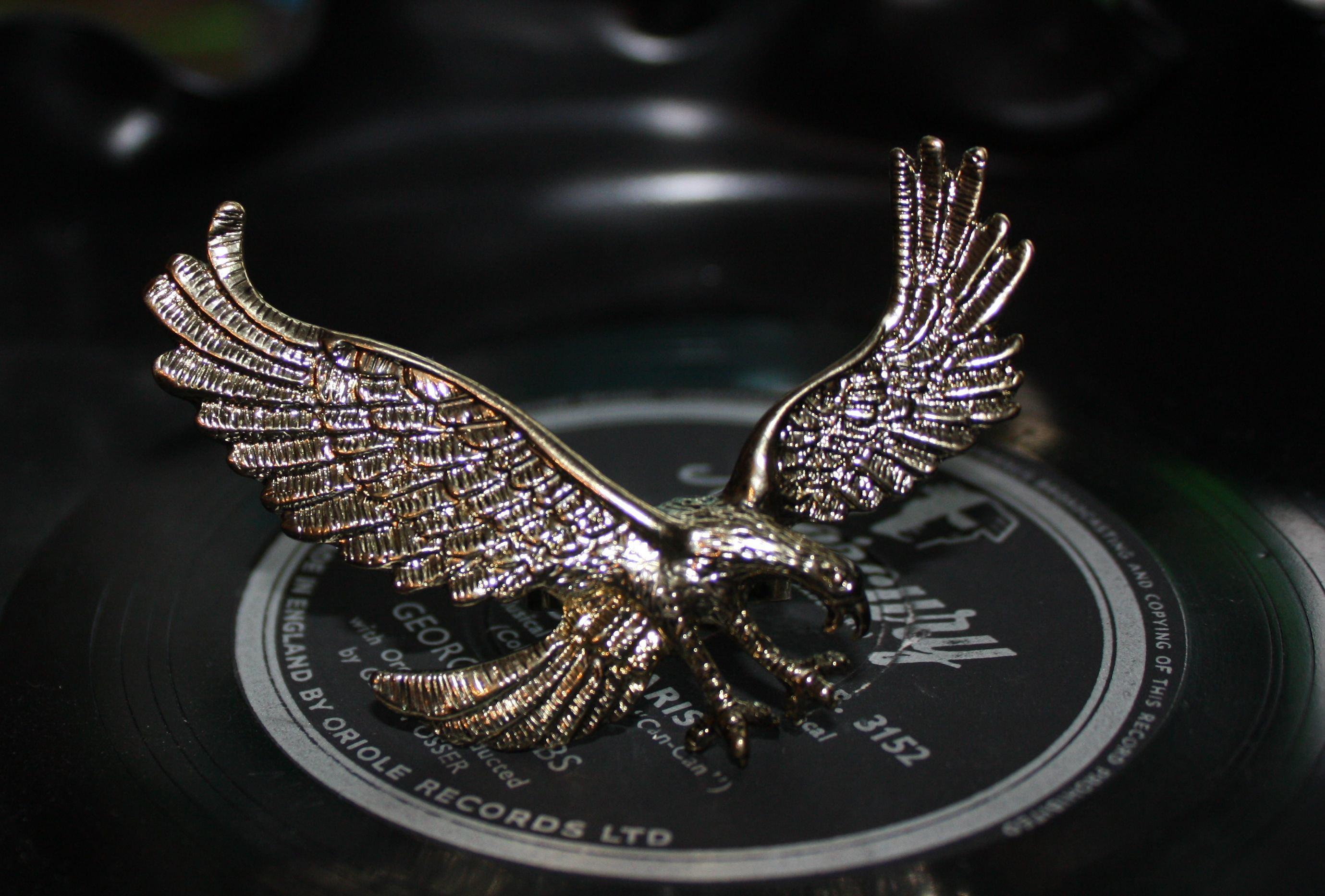 Primark eagle ring