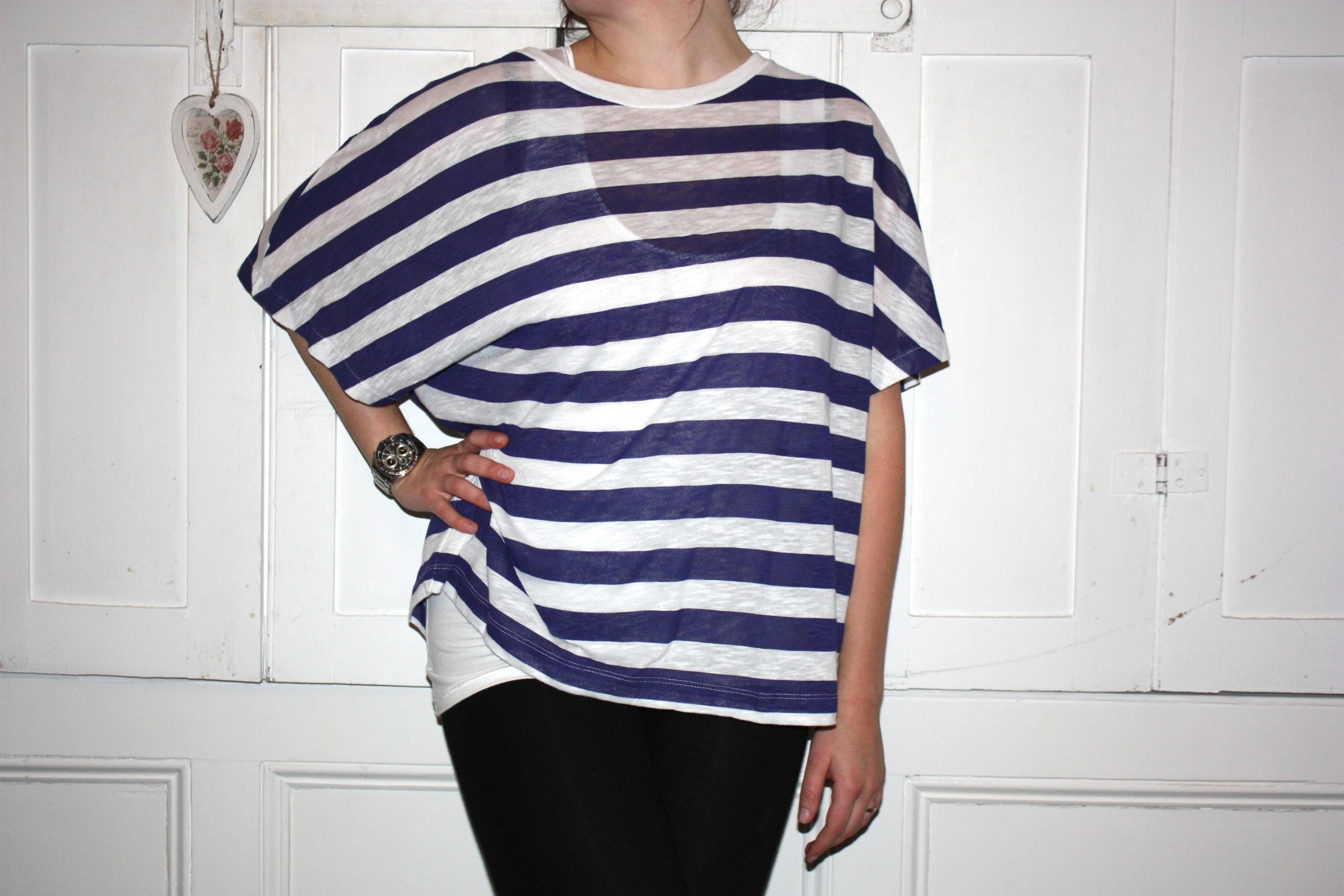 Striped Zara tee