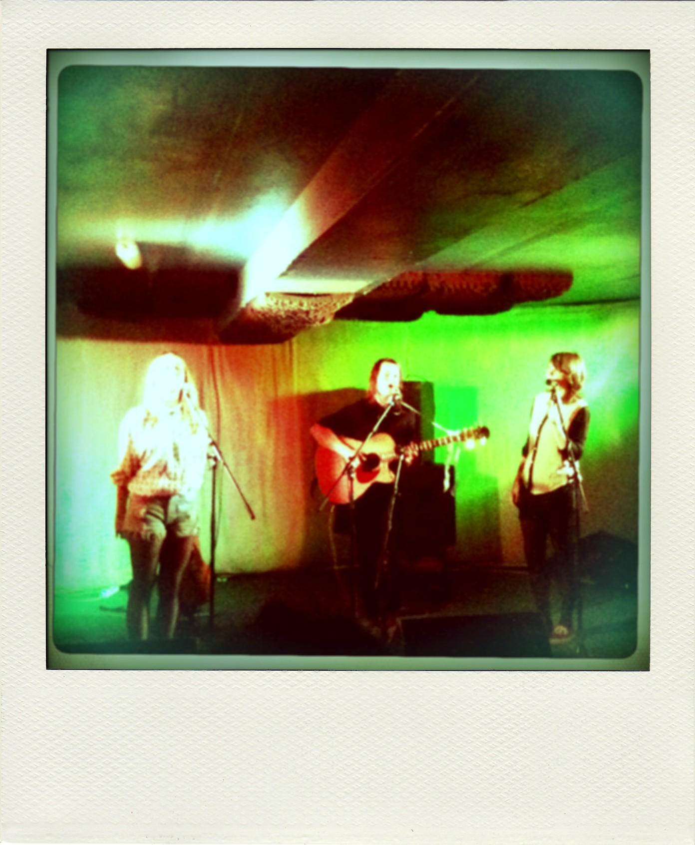 The Cadbury Sisters play at The Louisiana
