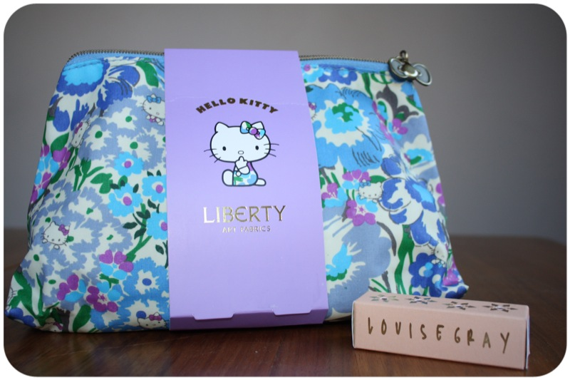 Helly Kitty Liberty print wash bag | Ship-Shape and Bristol Fashion