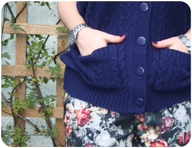 Vintage knitted tank | Ship-Shape and Bristol Fashion