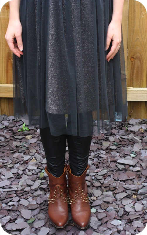Zara skirt and boots | Ship-Shape and Bristol Fashion