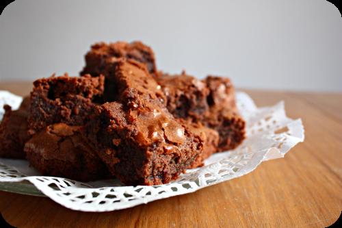 Hummingbird Bakery brownies | Ship-Shape and Bristol Fashion
