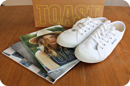 Toast catalogues