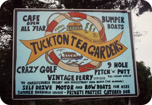 Tuckton Tea Gardens