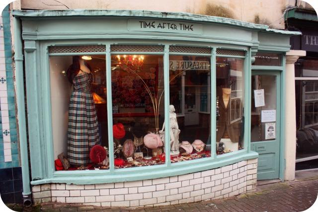 Time After Time vintage Stroud