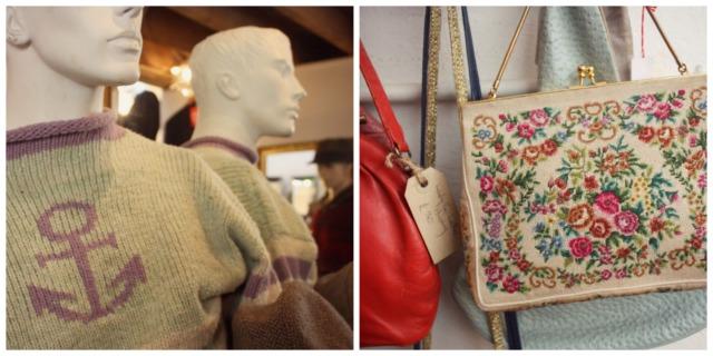 Vintage jumper and needlepoint bag.jpg