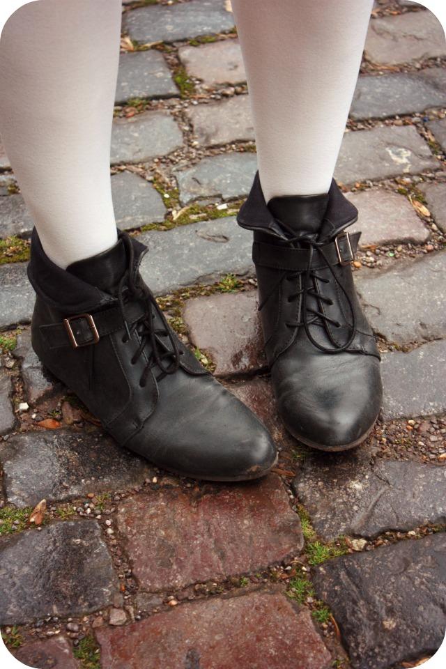 Black clothes swap ankle boots.jpg
