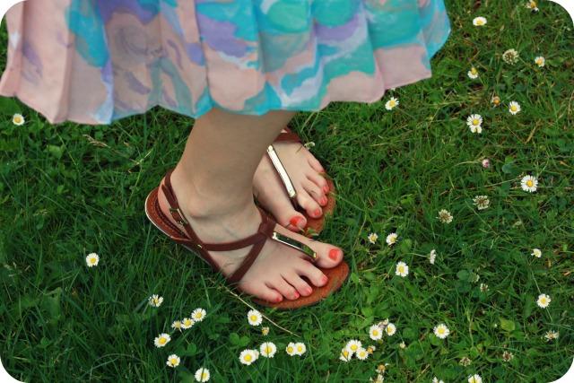 Steve Madden sandals from House of Fraser