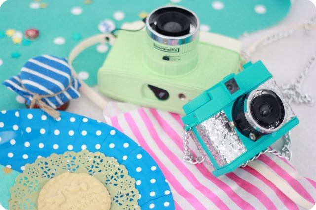 Lomo Diana cameras