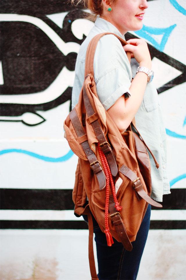 HandM backpack