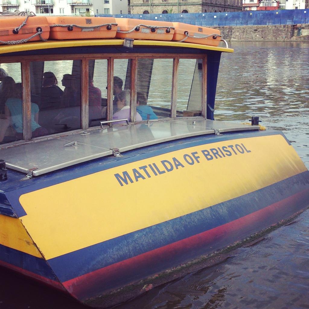 Matilda the Bristol Ferry