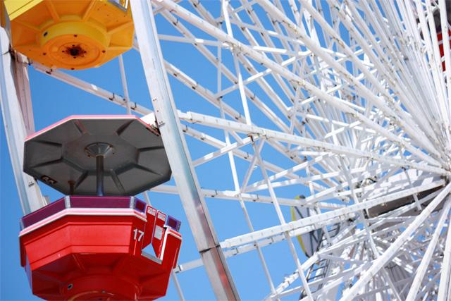 The Santa Monica Ferris Wheel