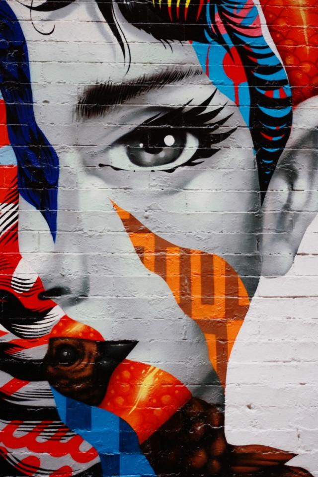 Downtown NY graffiti