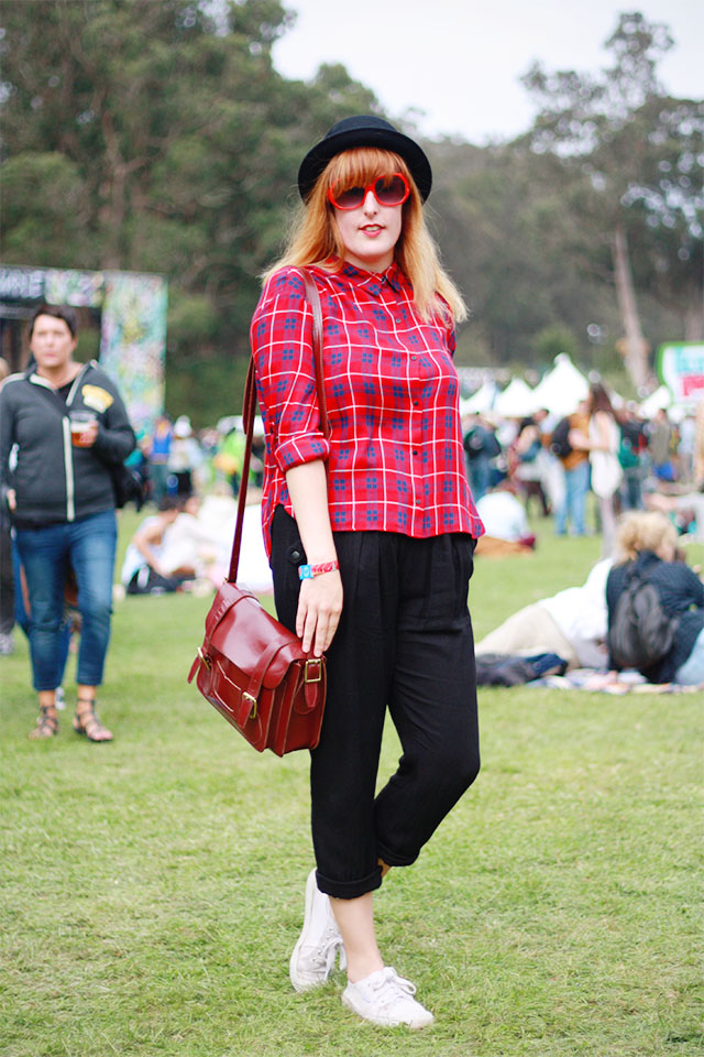 Outside Lands OOTD