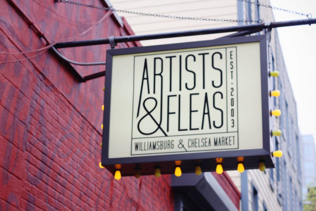 Artists and Fleas Brooklyn