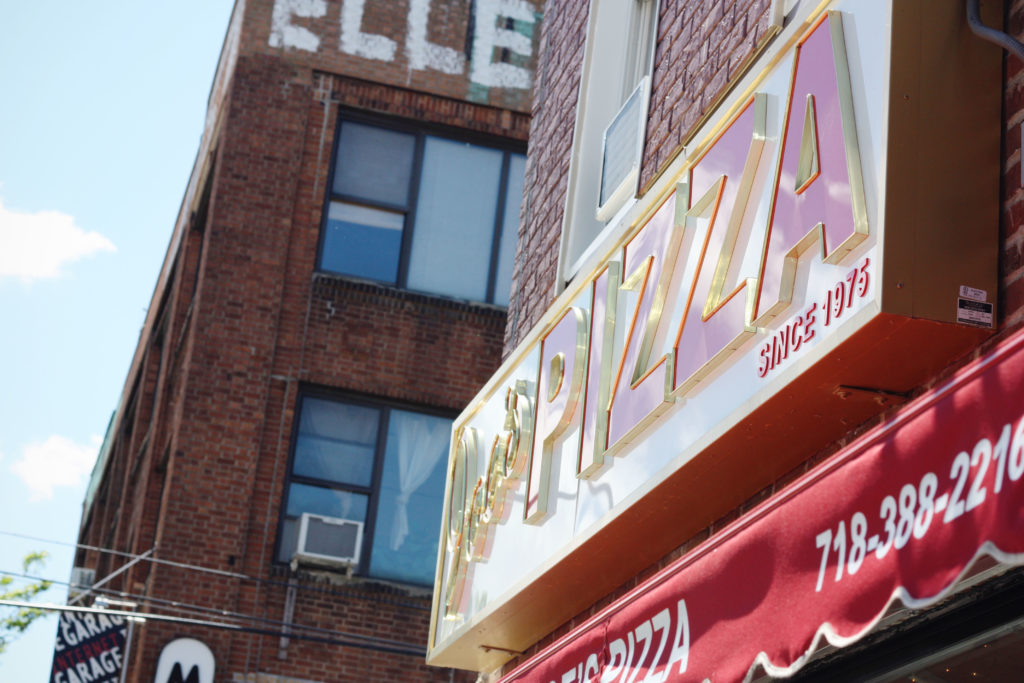 Joes Pizza Brooklyn