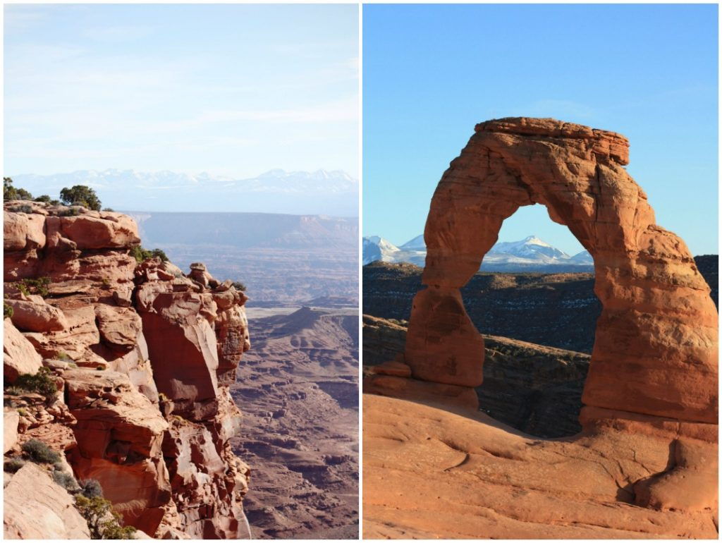 Arches and Canyonlands Utah