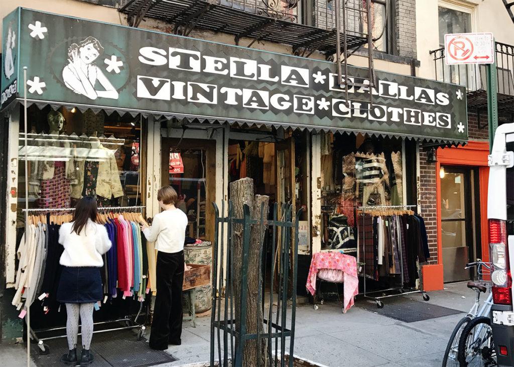 Stella Vintage Greenwich Village