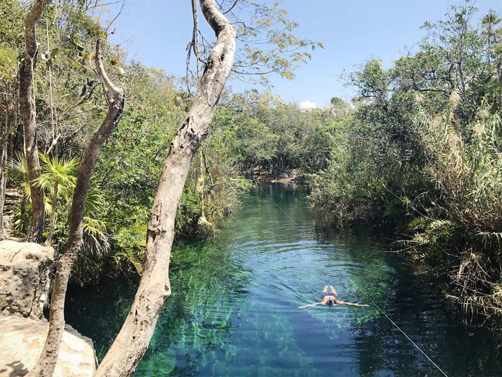Cenote Escandido Tulum