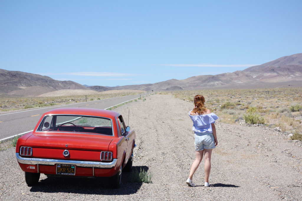 Nevada route 50 ootd