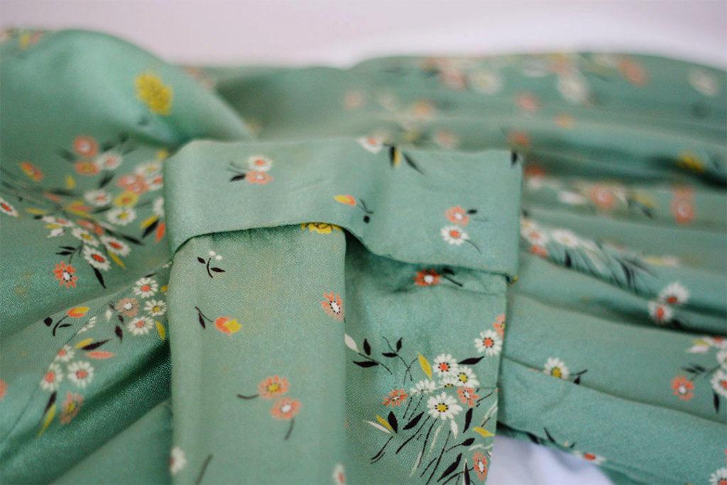 Vintage dress detail
