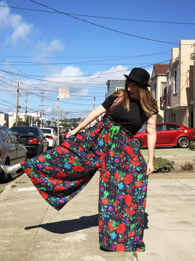 Epic Kenzo HM trousers