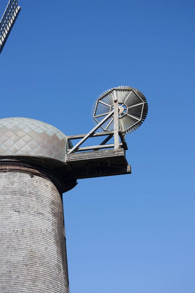 Dutch windmill at Golden Gate Park