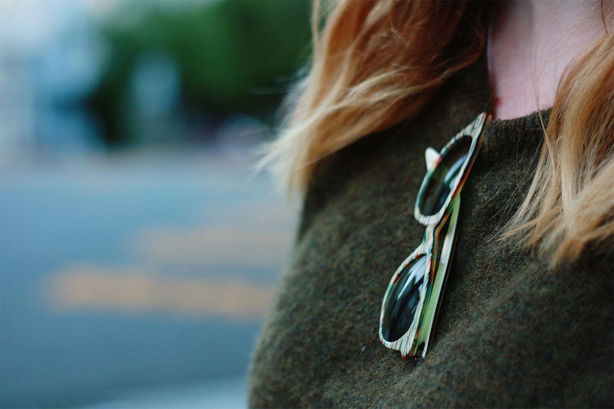 Vintage 50s sunglasses